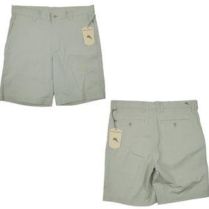 Tommy Bahama Flat Front Stretch Chino Shorts